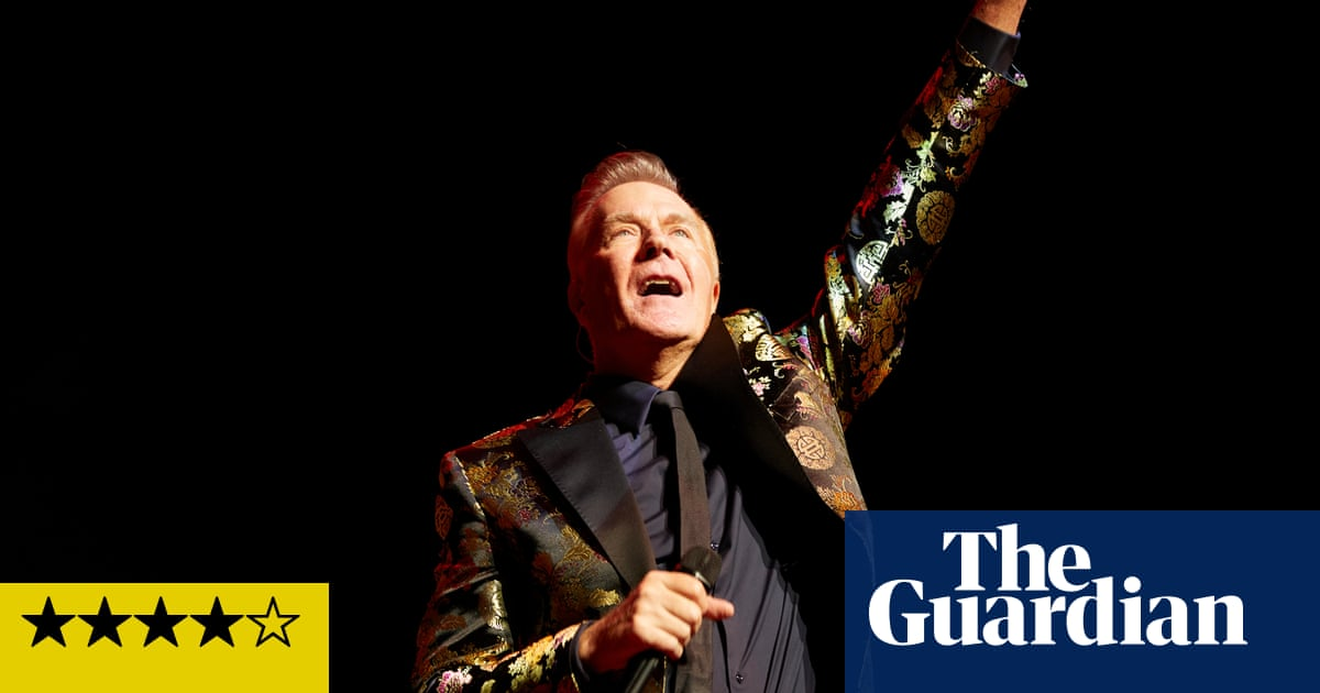ABC review – big-budget love-in for Martin Fry's 80s pop