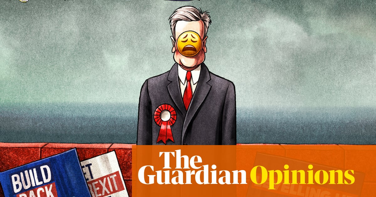 The Tories have become the party of optimists. Labour needs its own story
