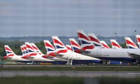Airlines and carmakers benefit from UK Covid relief scheme