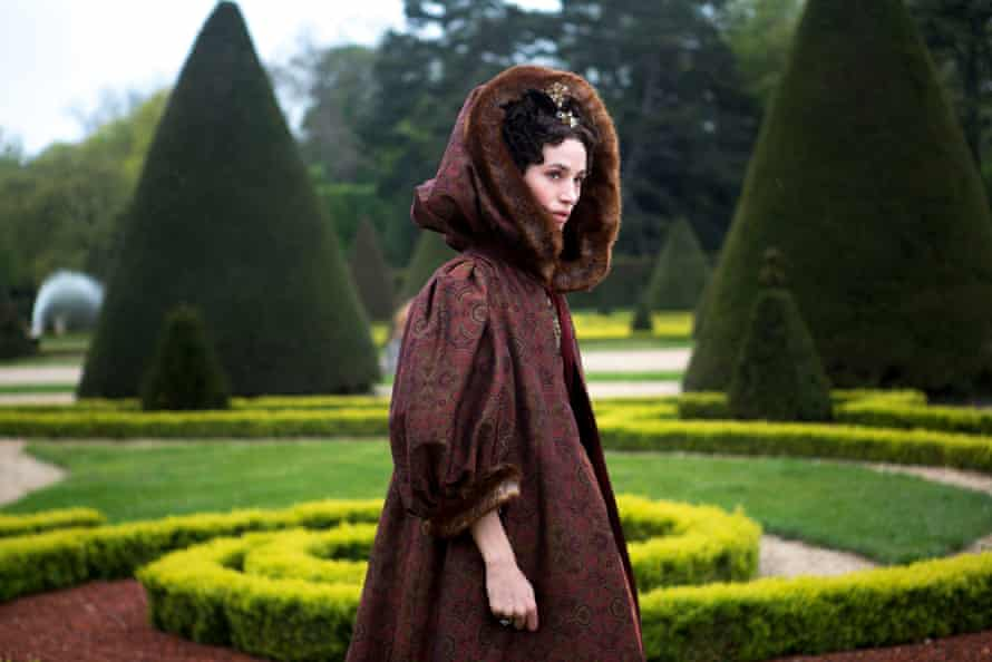 Sub-Kardashian? A scene from the new series of Versailles.