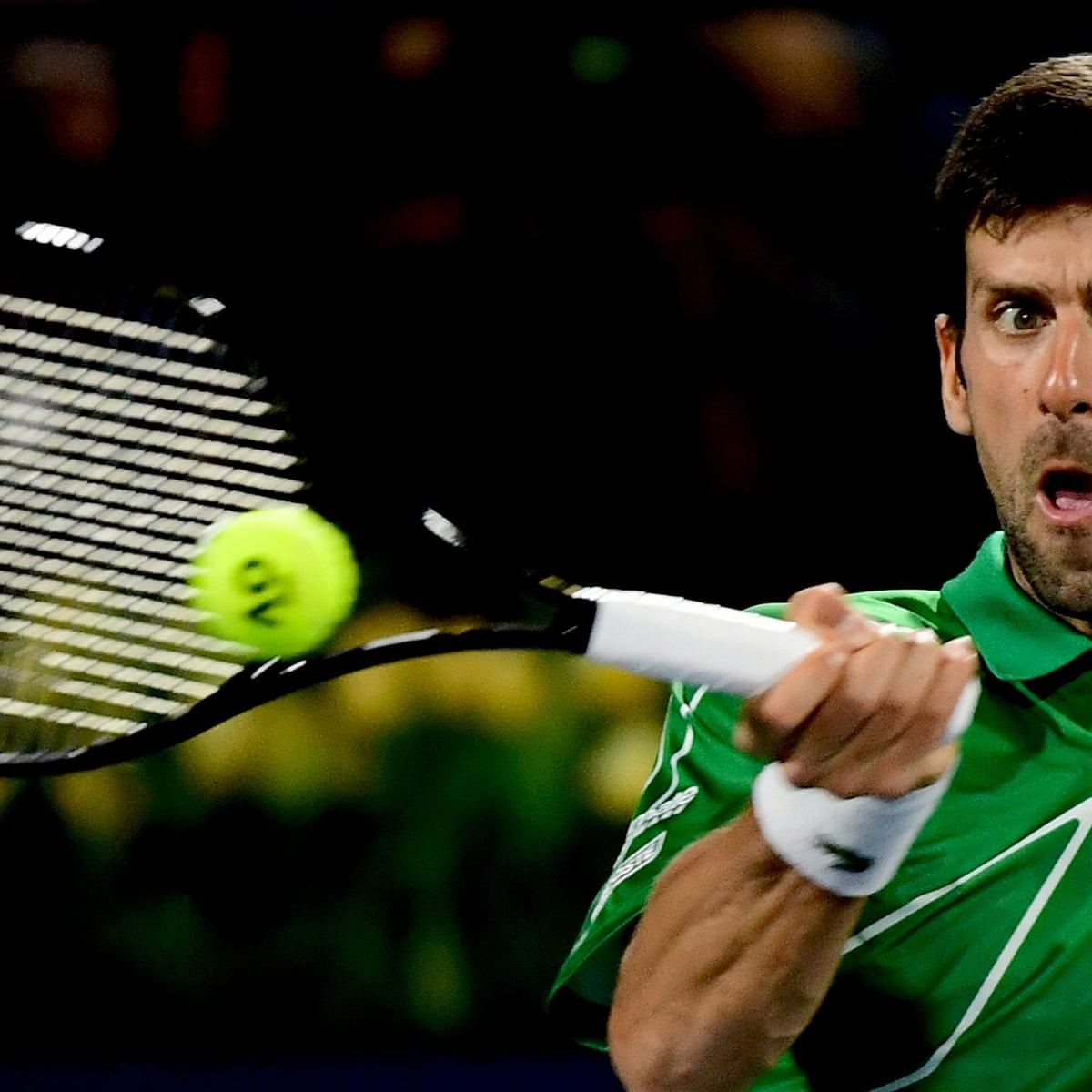 Injured Novak Djokovic Pulls Out Of Western Southern Open Doubles Tennis The Guardian