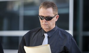Queensland police Senior Constable Neil Punchard