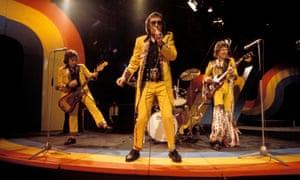 Mud -Les Gray, glam rock star - for obits Credit: Dave Ellis / Redferns Agency: Redferns