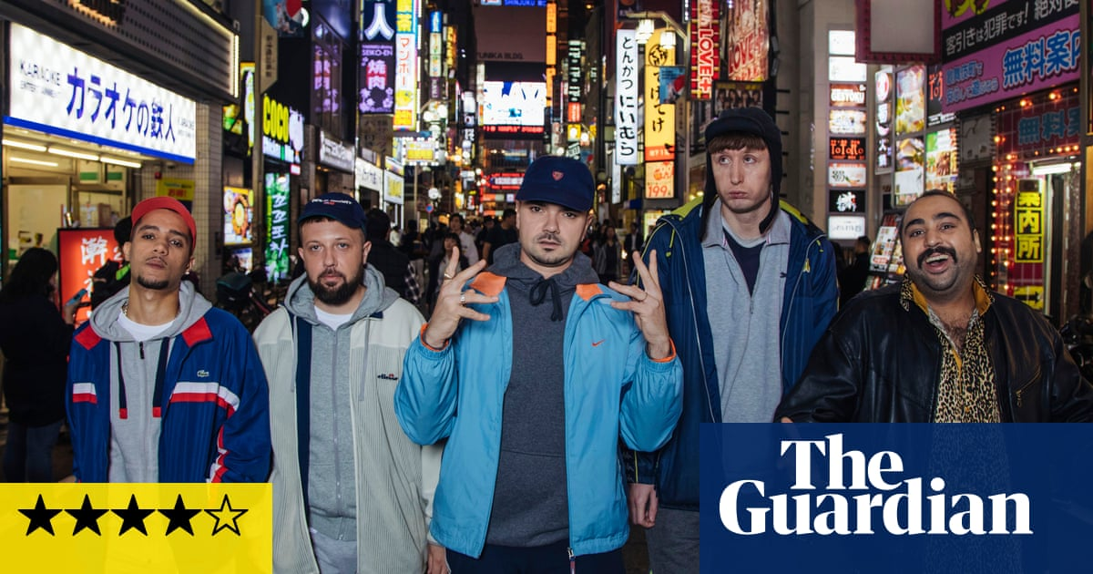 People Just Do Nothing: Big in Japan review – one giant leap for the BBC mockumentary