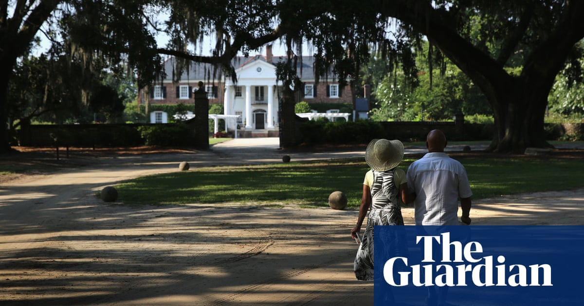 Do idyllic southern plantations really tell the story of