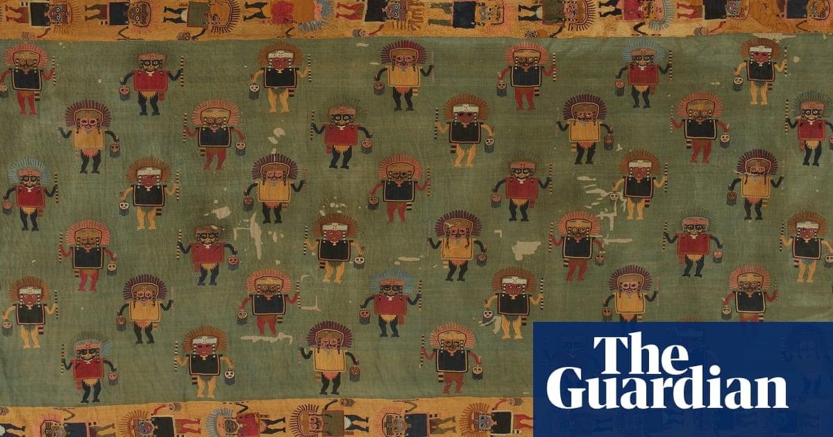 Nasca, Moche, Wari: British Museum exhibition celebrates Peru's ancient peoples