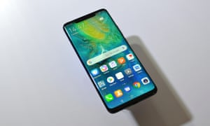 Huawei Mate 20 Pro launches with in-screen fingerprint