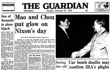 The Guardian, 22 February 1972.