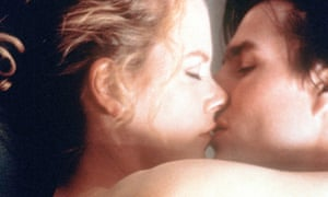 Nicole Kidman and Tom Cruise in Eyes Wide Shut
