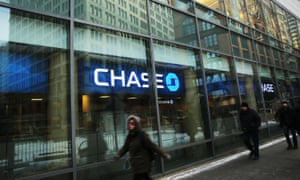 JP Morgan Chase Bank investments fines
