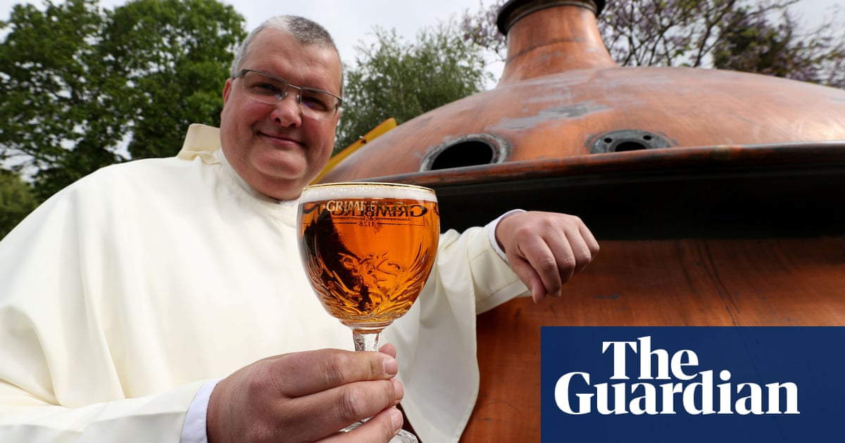 Belgian monks resurrect 220-year-old beer after unearthing old recipe