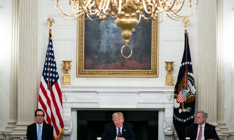 Global report: Trump says Covid-19 will 'go away without vaccine', expects US death toll to top 95,000