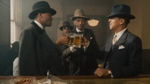 Laurence Fishburne and Gregory Hines in The Cotton Club Encore