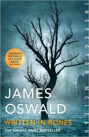James Oswald's Written in Bones