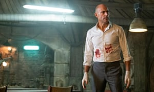 Mark Strong as Dr Milton in Temple.