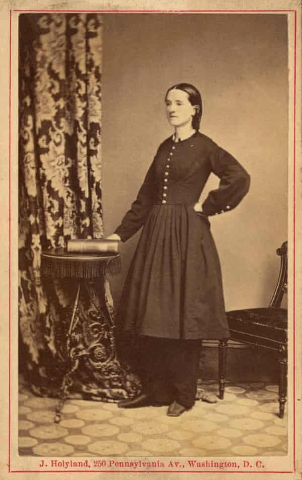 American civil war surgeon Mary Edwards Walker