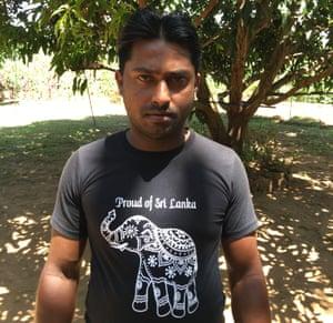 Ruwan Pushpakumara, Sri Lanka