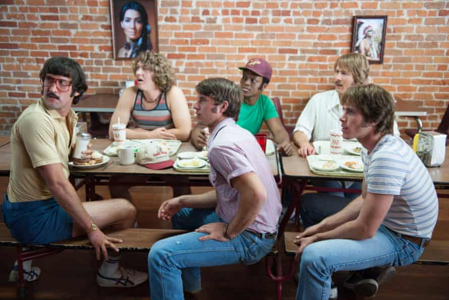 Still from Richard Linklater's film Everybody Wants Some!!