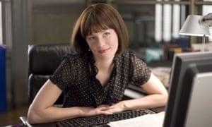Elizabeth Banks as Betty Brant in Spider-Man 3.