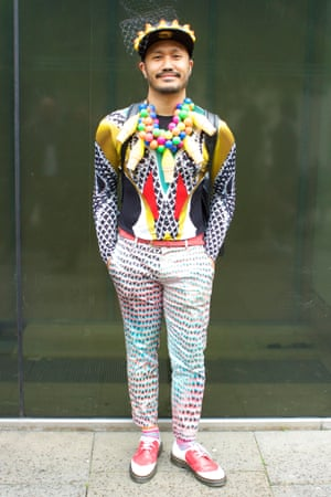 Manrutt Wongkaew, 37, art director.