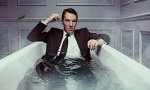 Benedict Cumberbatch in the TV adaptation of Patrick Melrose.