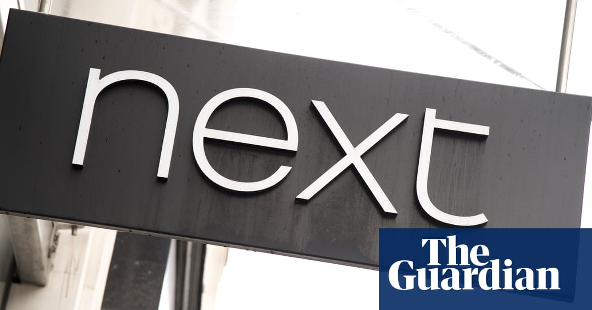 Next retail store workers win first stage of fight for equal pay