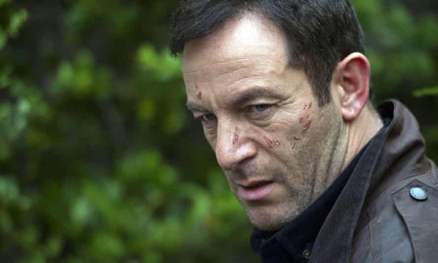 Jason Isaacs as Jackson Brodie in Case Histories. Kate Atkinson's private investigator returned this year in Big Sky.