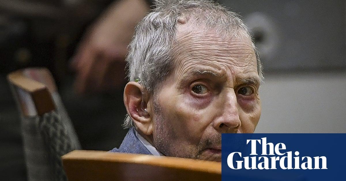 Robert Durst sentenced to life in prison for murdering his friend Susan Berman