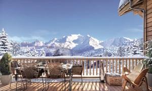 Les Fermes du Mont Blanc, Combloux (1)
