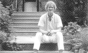 Ethics man: George Lakey, author of How We Win, in the 1970s, in front of his communal house in West Philadelphia