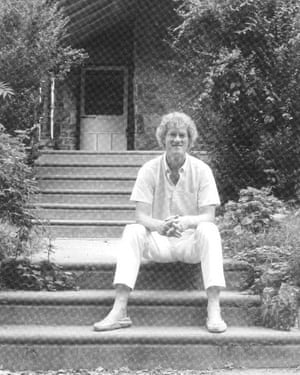 Lakey in the 1970s.
