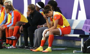 Houston Dash star Carli Lloyd. Whether the NWSL makes upgrades could depend on whether players and the league's owners can find some common ground.