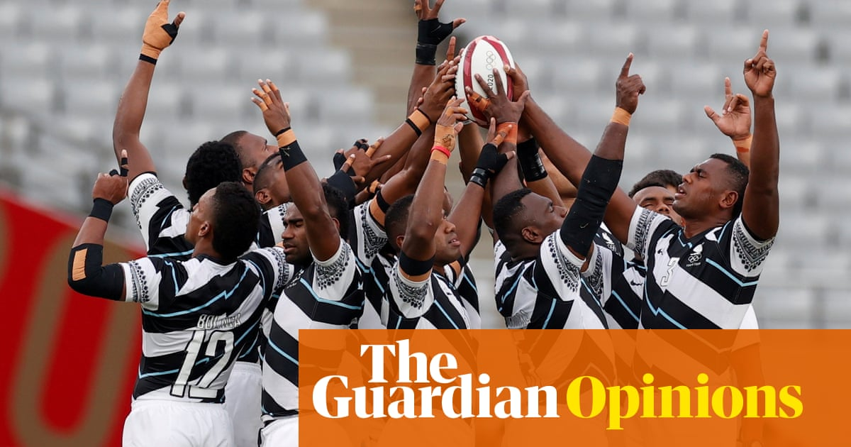 Fiji's emergency Covid-19 hotline fell silent during the rugby sevens final: we really needed this win