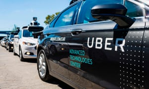 Uber, Lyft and other taxi firms have ploughed vast sums into autonomous vehicle research.