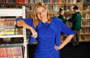 Lila Mularczyk, the former principal of Merrylands high school in western Sydney