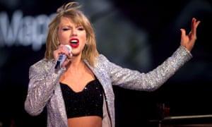 Taylor Swift … Cash machine.