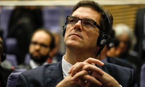 The prime minister's Brexit adviser, Olly Robbins