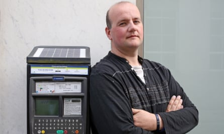 Torbay Sound DJ Simon Lee launched a petition protesting against the district's parking rate hike.