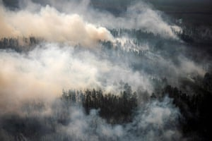 It is the third straight year that Yakutia, Russia's coldest region, bordering the Arctic Ocean, has had wildfires so vicious that they have nearly overwhelmed the forest protection service