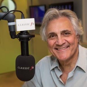 Classic FM presenter John Suchet