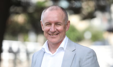 Former SA premier Jay Weatherill