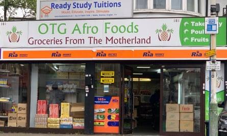 OTG Afro Foods in Romford