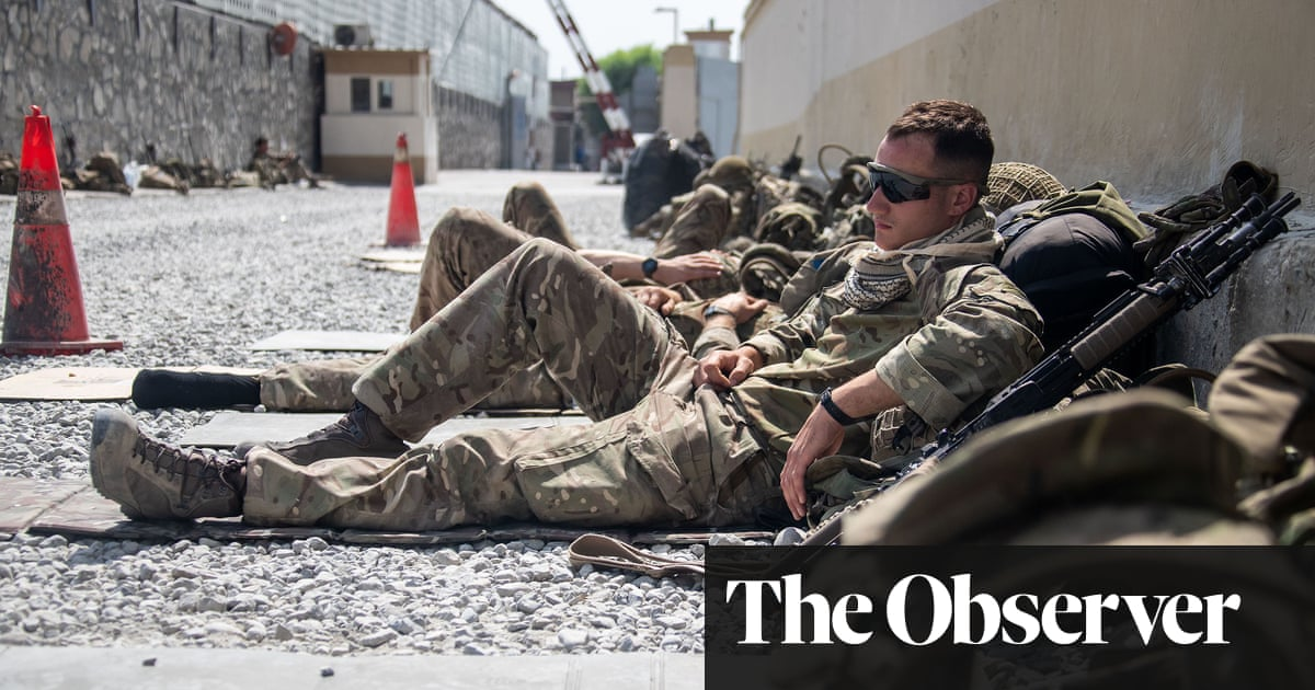 After Afghanistan, whither Britain?