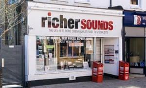 Richer Sounds store