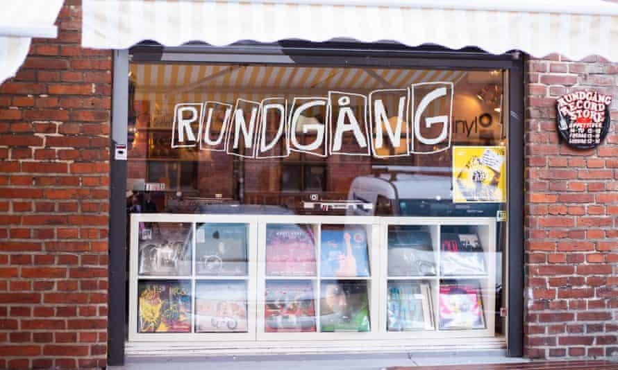 Rundgang Records, Malmo, Sweden.