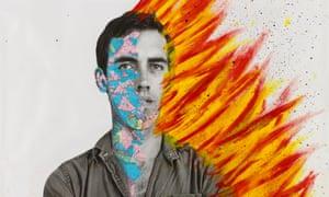 Self-Portrait of David Wojnarowicz, 1983–84.