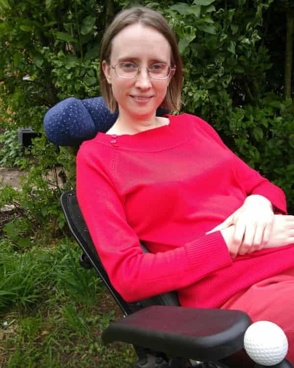 Zoe Williams at home in Oxfordshire: