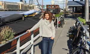 Jo Cox in a picture posted on Twitter by her husband, Brendan Cox.