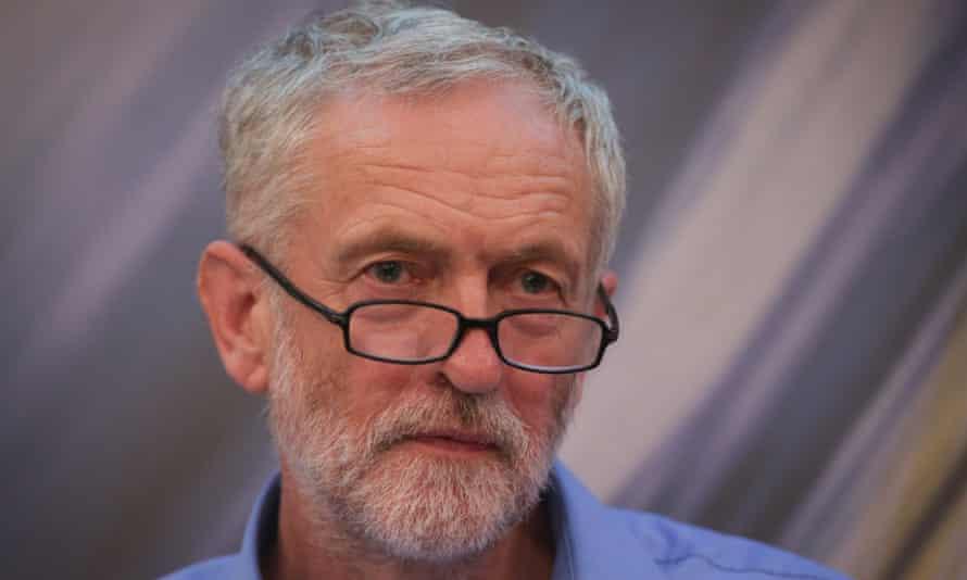 Jeremy Corbyn MP.