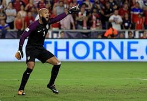 The days when veteran players such as Tim Howard could dominate USA games are over